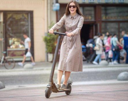 帶電動滑板車出國,暢遊異地省下步行時間